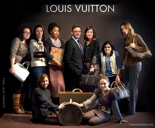 Showroom Louis Vuitton