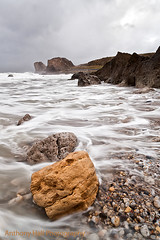Rocking Headland (Azzmataz) Tags: rocks south lee filters quarry shields headland trow anthonyhallphotography