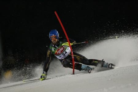 Filip Trejbal mezi nejlepšími ve slalomu Evropského poháru