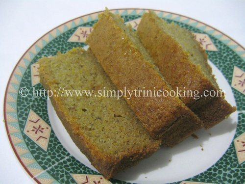 GFCF Pumpkin Bread