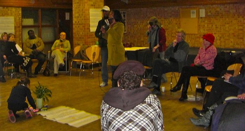 Open Space at Stockwell Park Community Centre