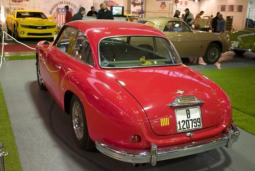 L9770523 Auto Retro 2010. Alfa Romeo 1900 Sprint Speciale Touring Superleggera