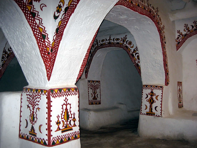 Portico in Ghadames