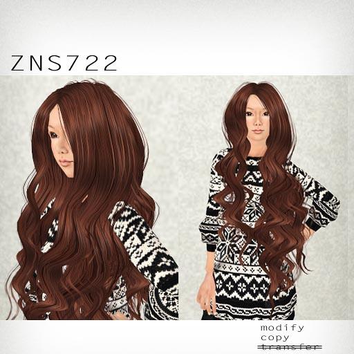 booN ZNS722 hair