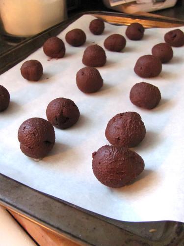 Taste of Home's Orange Chocolate Meltaways