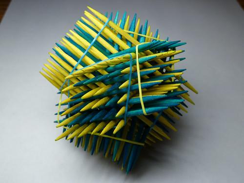 Rhombic Hexastix