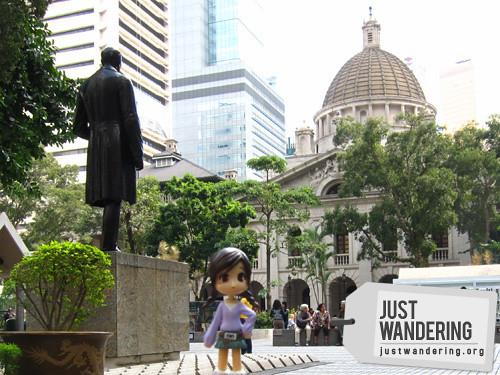 Hong Kong Statue Square