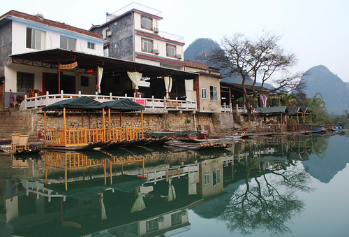 The Yulong River, day 47