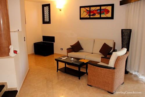 Suite at the Bavaro Princess in Punta Cana