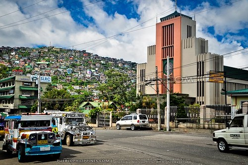 La Trinidad Strawberry Fields and Bell Church