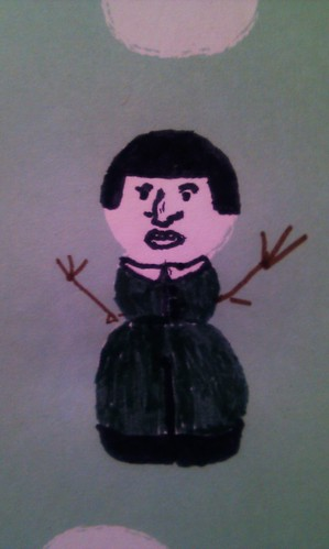 Ringo the Snowman