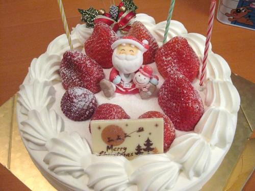 Xmas cake 2010