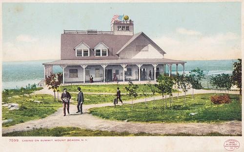 Casino on Summit Mount Beacon NY