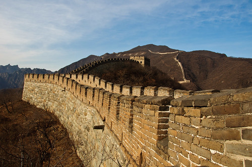 Great Wall Architecture