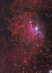 IC405 FLAMING STAR (5hrs. Exp) (ASTROGUFO (Carlo Rocchi)) Tags: Astrometrydotnet:status=solved Astrometrydotnet:version=14400 Astrometrydotnet:id=alpha20110177032009