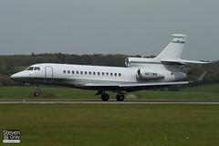 N671WB - 29 - Private - Dassault Falcon 7X - Luton - 100428 - Steven Gray - IMG_0508