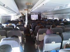 United 747 Economy