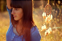 (Experiment of the nature) Tags: light summer sun by 50mm focus taken dreamcatcher gernika krys atrapasueos experimentofthenature reflectionsfromreality andreacisneros