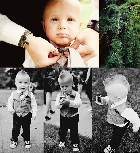 Kaiden wedding collage