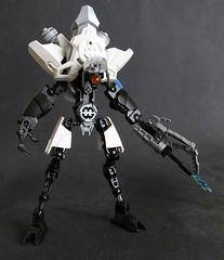 Stormer 2000 (The Zipper) Tags: lego preston bionicle mecha moc stormer herofactory stormer20 stormer2000