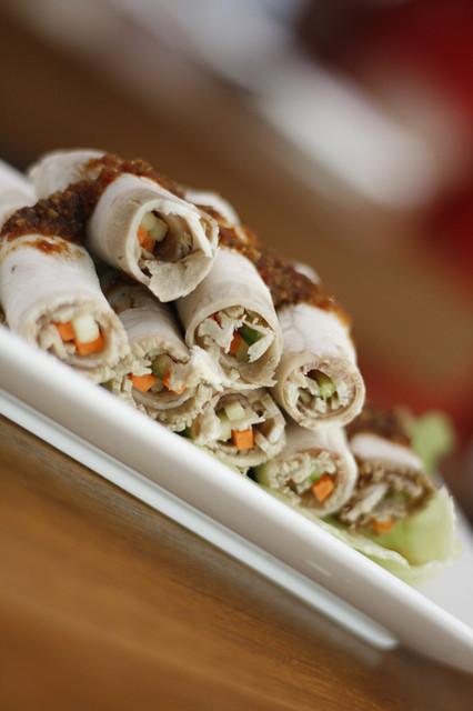 Chefs Gallery - Pork Belly Roll