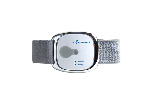 BodyMedia,FIT,Armband, BW