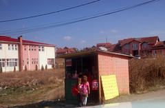 Waiting to buy sweeties. (rae.joanna) Tags: photography documentary unitednations kosovo balkns