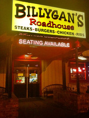 Billygan's Roadhouse in Vancouver WA