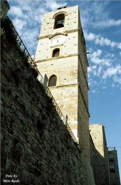 Torre Campanaria Caccamo (PA)
