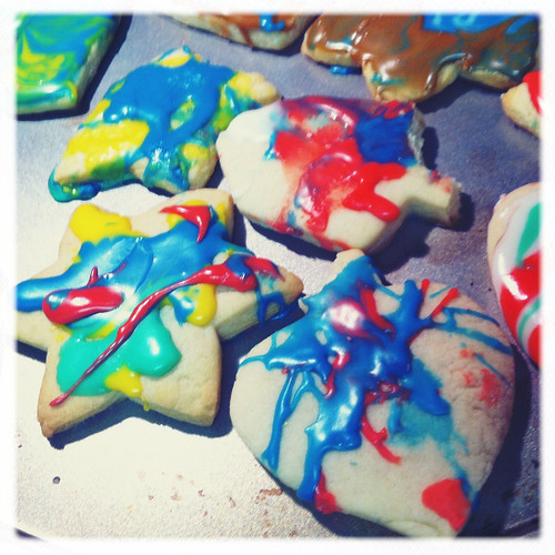 zachary's decorated cookies