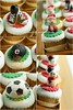 Birthday n Christmas Cupcake Sets