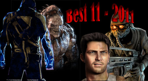 2011 - 11 Best Playstation 3 Games