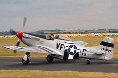 N51RR NORTH AMERICAN P-51D-25-NA MUSTANG 122-40548