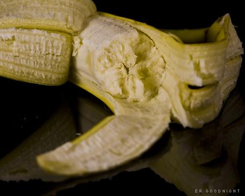 Macro - banana series 6