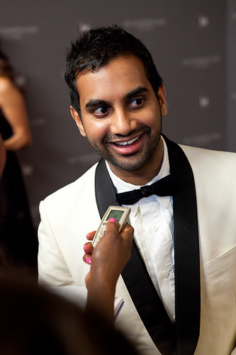 From flickr.com: Actor Aziz Ansari at The Cosmopolitan Grand Opening and New Year's Eve Celebration {MID-228925}