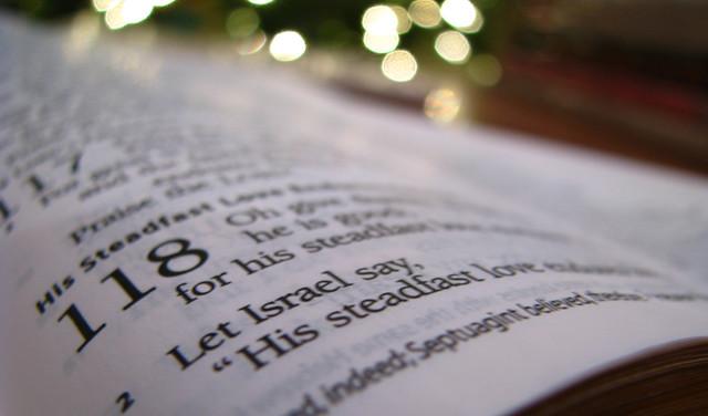 psalm 118:2