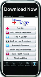healthcare app mobile