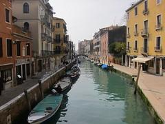 canal venice bridge