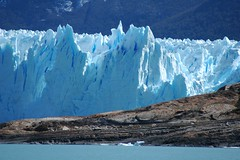 Ice blue shades of Perito Moreno (Saumil U. Shah) Tags: world park travel blue parque wallpaper patagonia lake cold ice southamerica water argentina america landscape los cool calendar south el glacier national getty nacional perito moreno desktopwallpaper gettyimages shah elcalafate calafate trekker glaciares saumil netsquare worldtrekker saumilshah cal2011