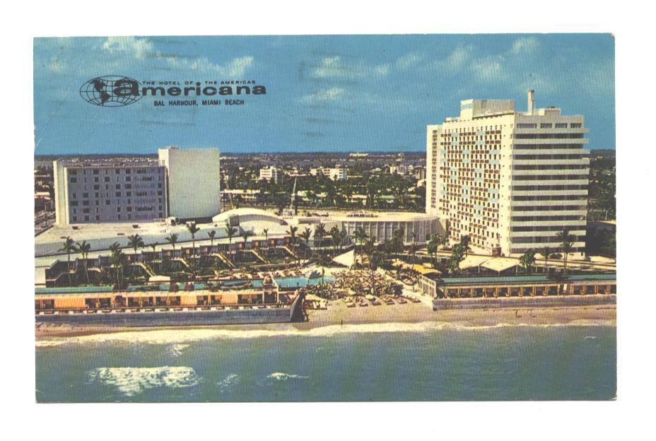 Americana in Miami Beach