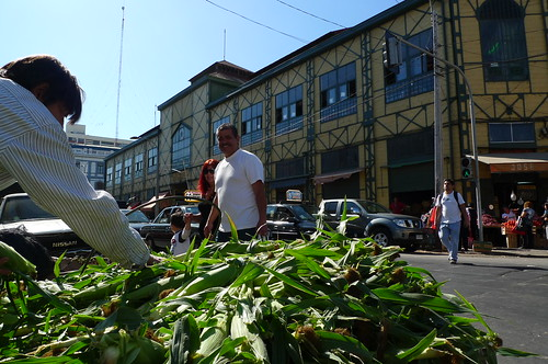 Mercado - Valparairso, Chile