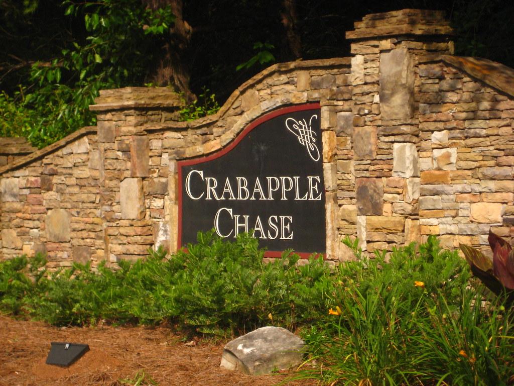 Crabapple Chase Alpharetta GA