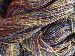 Rayon Silk yarn