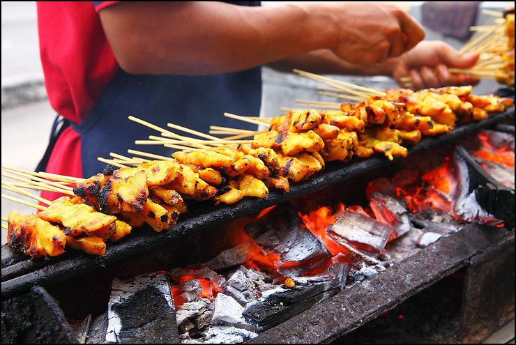 Image result for Terminal Satay Zul