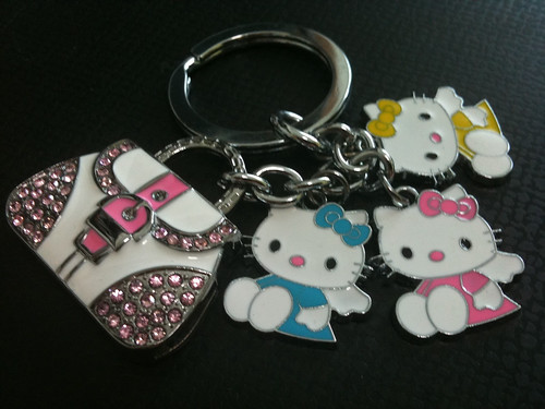 Hello Kitty USB Thumbdrive