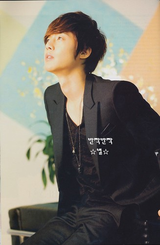 Kim Hyun Joong KBOOM Japanese Magazine 2011 Vol. 66