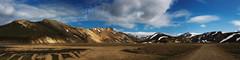 Iceland.Landscapes@2009.07.01#06 (Luca Sangiovanni) Tags: islanda iceland landscape paesaggio nature landmannalaugar mountains montagne vulcano earth terra canon eos40d canonef24105isusml europa europe wide