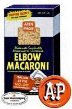 bookAnn Page Macaroni Life Mar 5 1965