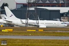 B-5266 - 29866 - Deer Jet - Boeing 737-7AK BBJ - Luton - 110110 - Steven Gray - IMG_7707