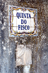 Quinta do Fisco (Neil Walker (PT)) Tags: horse portugal sign tiles setbal setubal quinta azulejo cavalo azeito fisco clickcamera ilustrarportugal